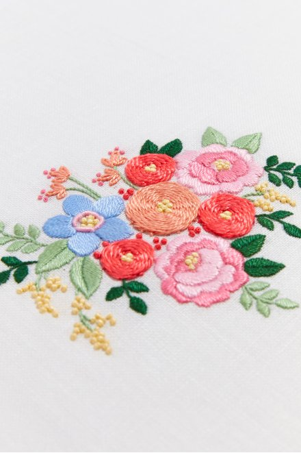 Table Flowers - pattern