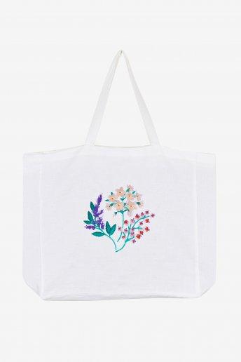 Mint Blossom - pattern