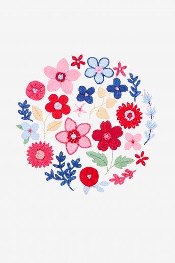 Flower Shower - pattern