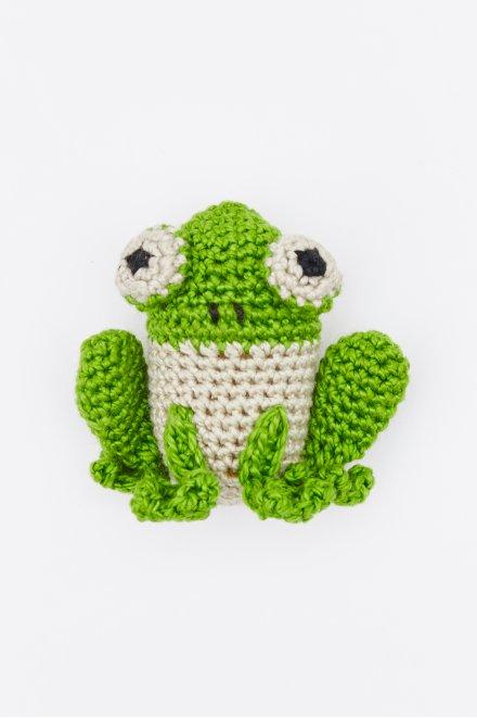 Frosch - ANLEITUNG
