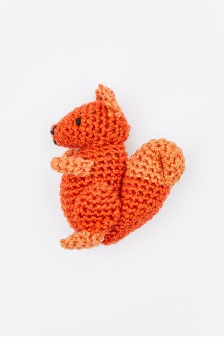 Squirrel - pattern