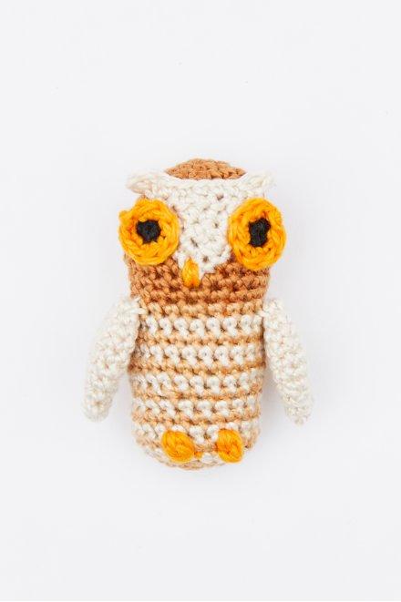 Owl - pattern