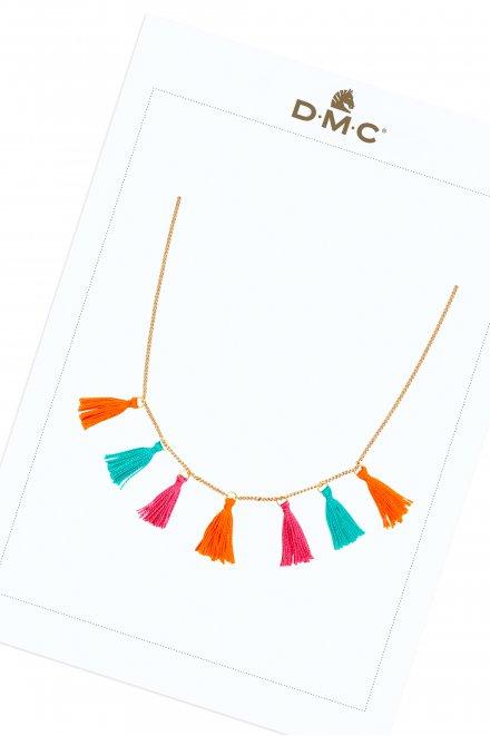 Tassel Necklace - pattern