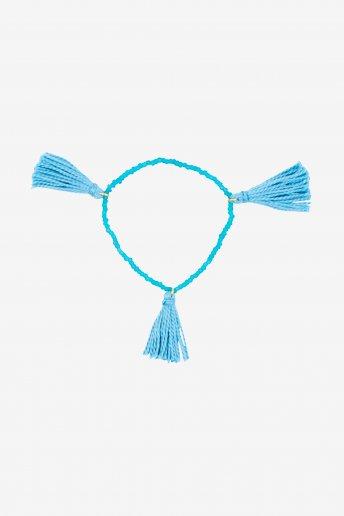 Tutorial 12 Tassel Bracelet - pattern