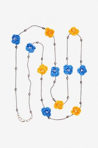 Limber Necklace - pattern