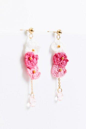 Dangle Earrings - pattern