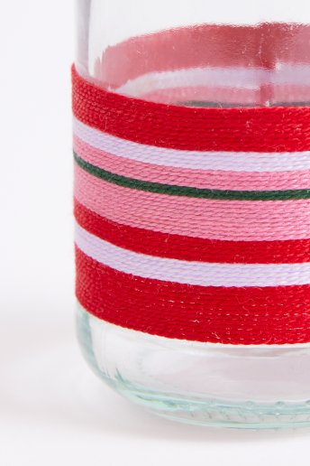 Wrapped Tealight Holder - pattern
