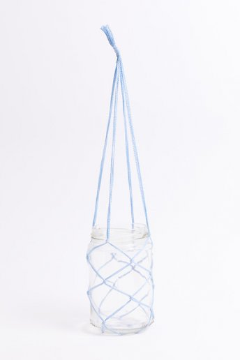 Knotted Tealight Holder - pattern