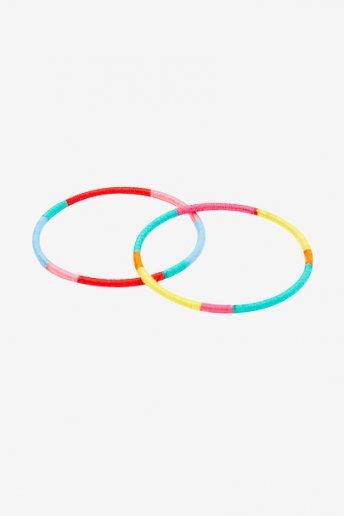 Multicoloured Bangles - pattern