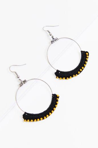 Gypsy Earrings - pattern