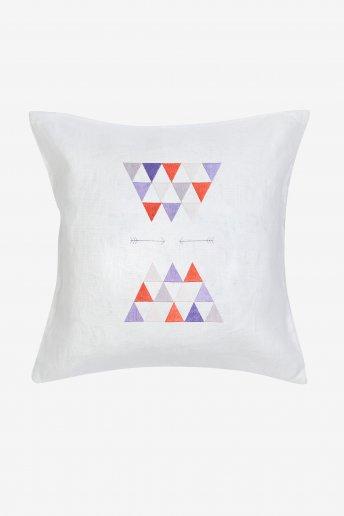 Triangoli Multicolore - SCHEMA GRATUITO
