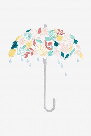 Sotto il mio ombrello - SCHEMA GRATUITO
