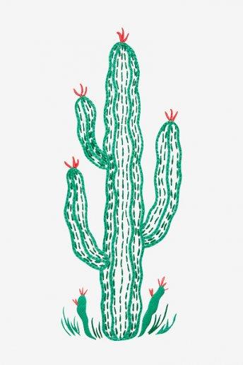 Cactus gigante - SCHEMA GRATUITO