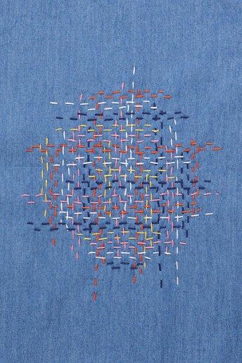 Strengthening Stitches - pattern