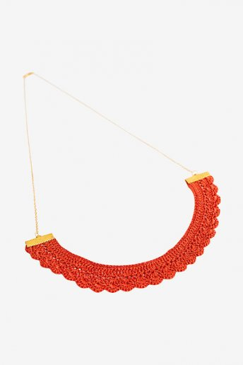 Arch Necklace - pattern