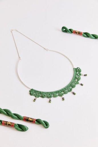 Halo Necklace - pattern