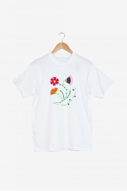 Jardim de flores - ESQUEMA