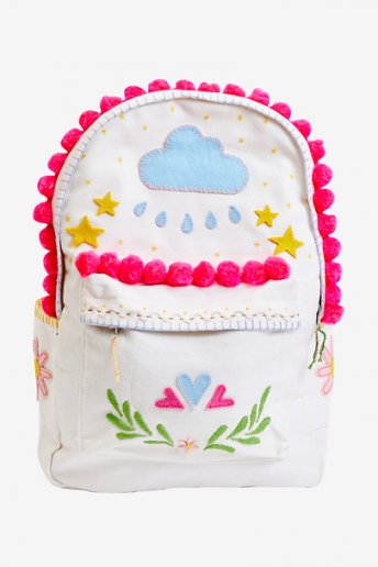 Back to School Backpack - pattern