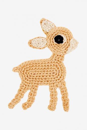 Baby Deer - pattern