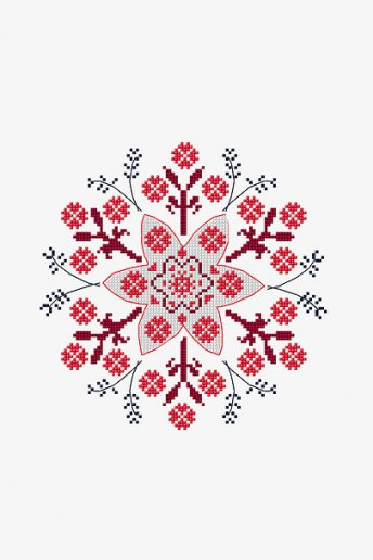 Chrismtas Star - pattern