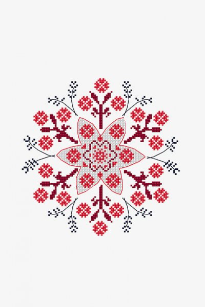 Diagrammes Point De Croix Gratuits Dmc Par Theme Noel