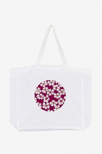 Flowers Tambourine - pattern