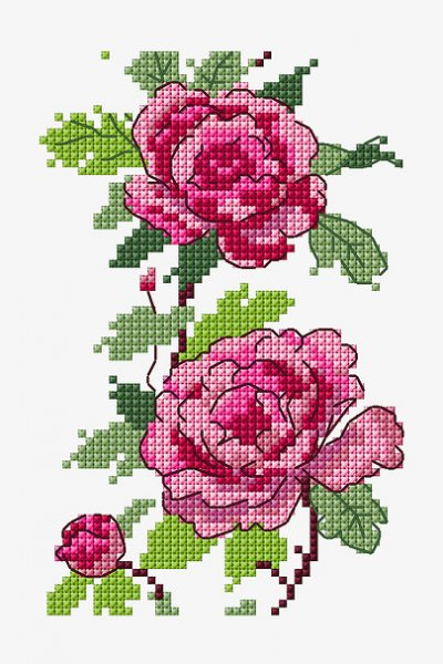 E 35 New Baby Designs For Cards And Gifts Cross Stitch Chart