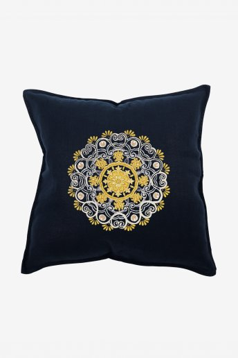 Silver and Gold Mandala - pattern
