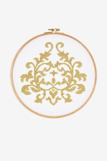Victoria - motif point de croix