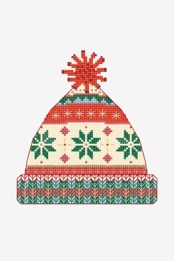 Woolly Hat - PATTERN