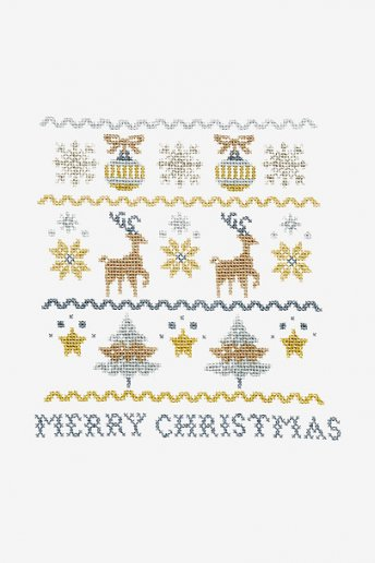 Christmas Sampler - pattern