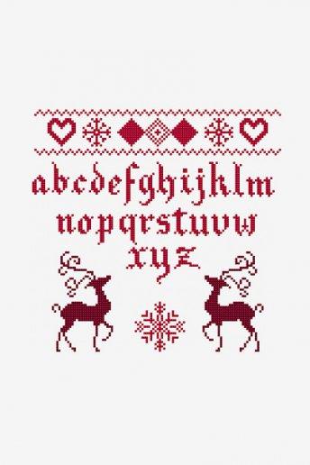 Merry Christmas- pattern