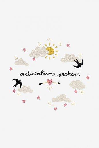 Adventure Seeker - DIAGRAMA DE BORDADO