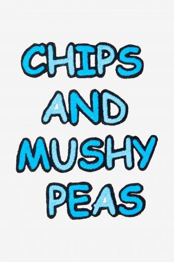 Chips And Mushy Peas - pattern