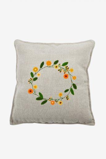 Orangenblüte - STICKMOTIV