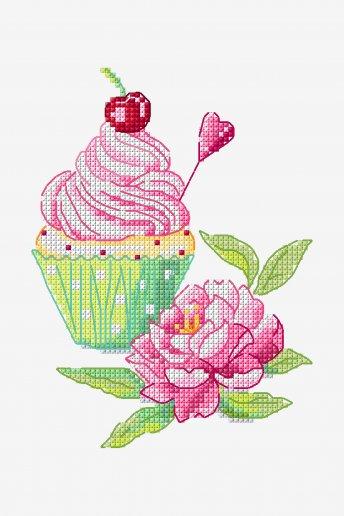 Cupcakes - SCHEMA GRATUITO