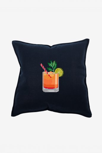 Fruit Punch - Cross Stitch  - pattern
