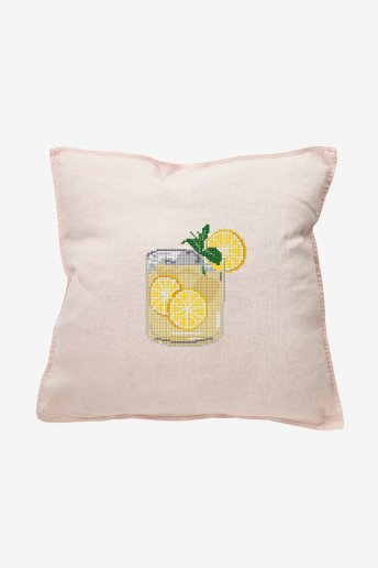 Lemonade - Cross Stitch - pattern