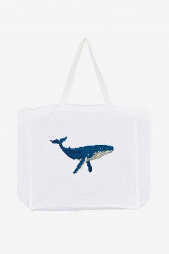 Blue Whale - pattern