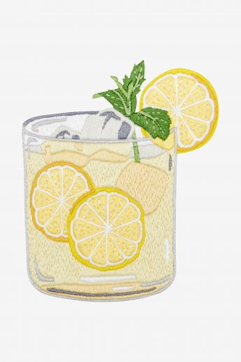 Lemonade - pattern
