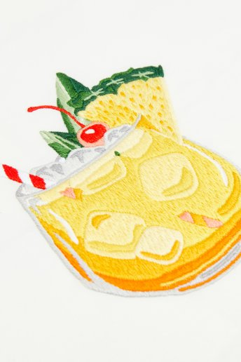 Pineapple Cooler - pattern