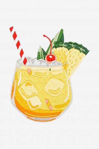 Cocktail all'ananas - SCHEMA GRATUITO