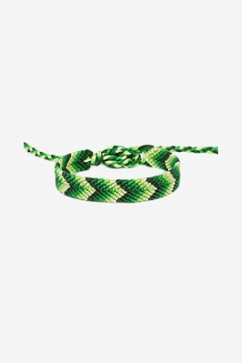 Ombre Chevron  Friendship Bracelet - pattern