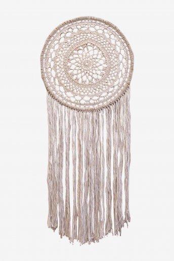 Mandala - motif crochet