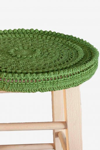 Stool Cover - pattern