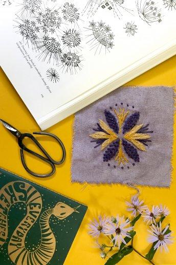 .Floral Motifs - pattern