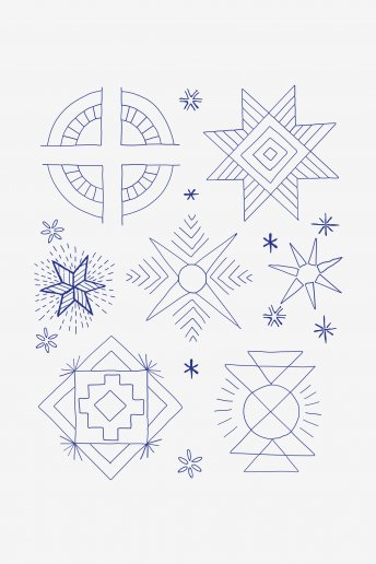 Geometric Motifs - pattern