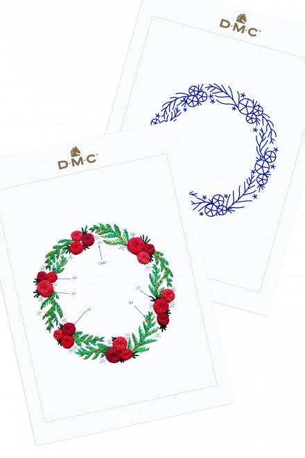 Holiday Wreath Kit