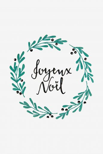 Joyeux Noël - pattern