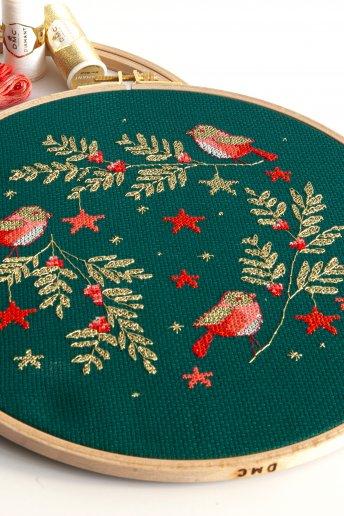Winter Garden - pattern